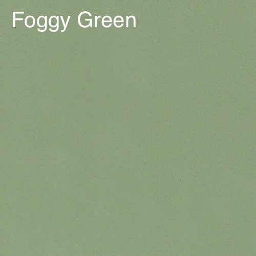 Foggy Green