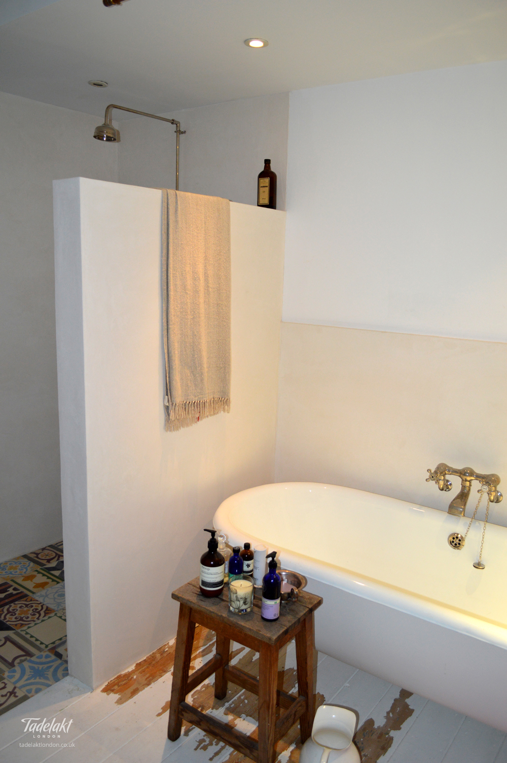 Bathroom moroccan style - Traditional Moroccan Style